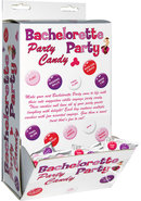 Bachelorette Party Candy Counter Display 50 Packs Per...