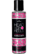 Head Over Heels Pheromone Infused Bubble Bath Passionfruit...