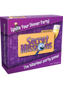 Secret Missions Dinner Party Game
