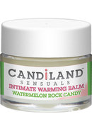 Candiland Sensuals Intimate Warming Balm Watermelon .25...