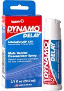 Dynamo Delay Spray Singles .75 Ounce