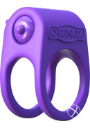 Fantasy C Ringz Silicone Duo Ring Vibrating Cockring...