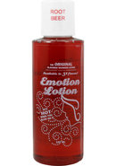 Emotion Lotion Flavored Water Based Warming Lotion Root...