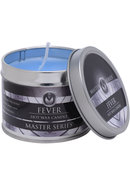 Master Series Hot Wax Candle Fever Blue