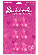 Bachelorette Party Favors Mini Pecker Party Candles 6 Per...