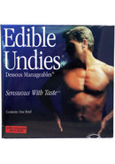 Sensuous With Taste Edible Undies Male Pina Colada