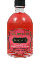 Oil Of Love Strawberry Dream 3.4 Ounce