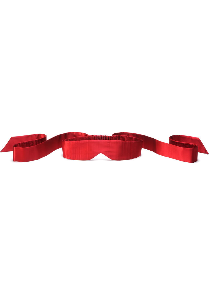Intima Silk Blindfold Red