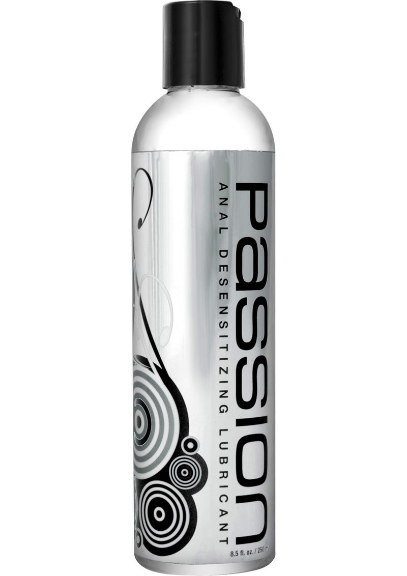 Passion Anal Desensitizing Lubricant 8.5 Ounce