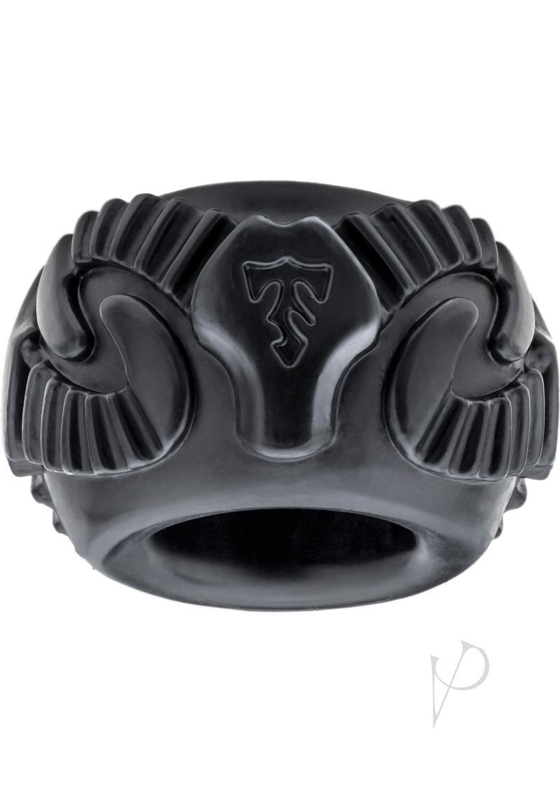 Ram Ring Kit Double Silicone Black