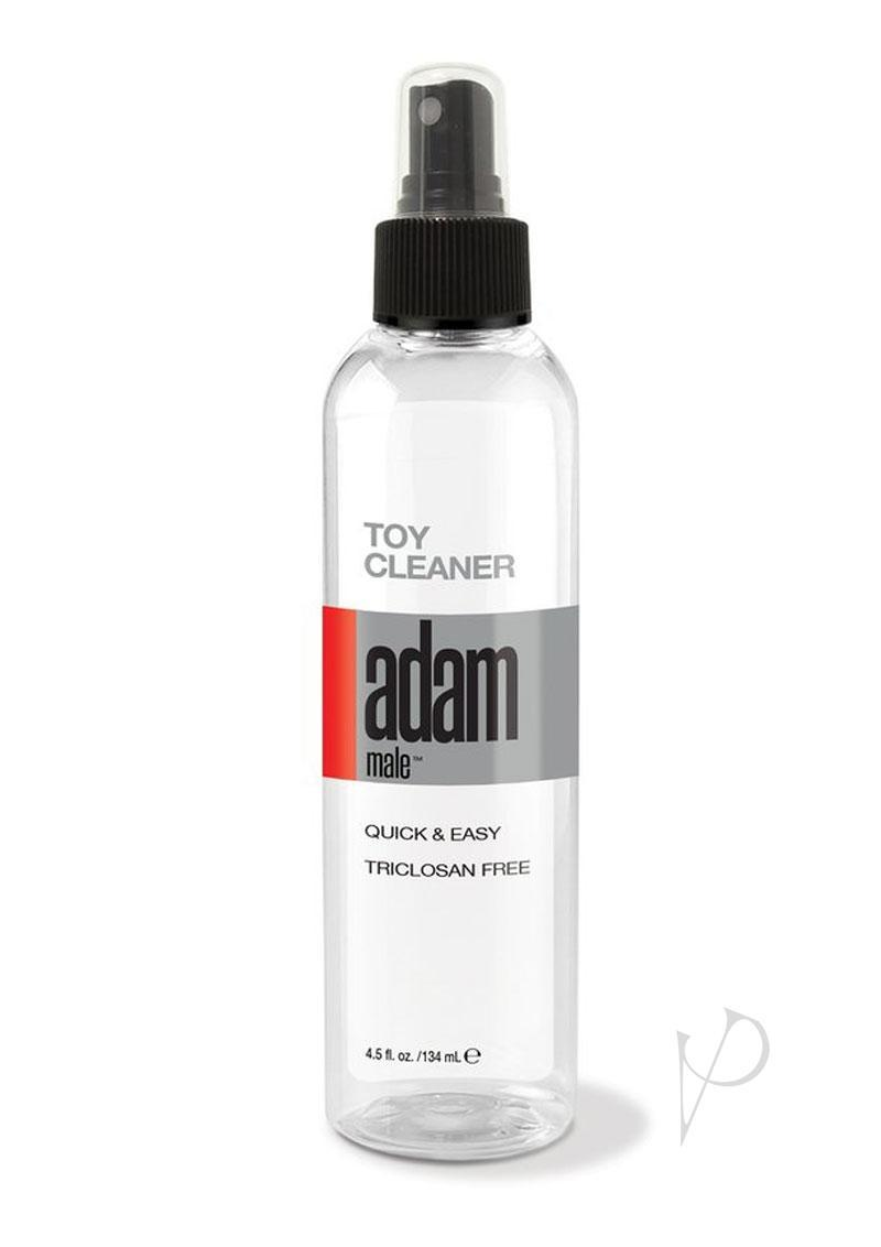 Adam Male Toy Cleaner Spray 4.5 Ounce